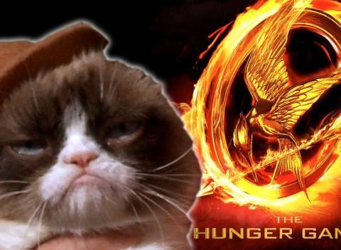 News video: What if Celebrities Competed in the Hunger Games?